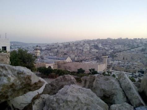 الخليل .. الحرم الابراهيمي