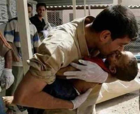 ترك دماء السوريين أكثر إساءة للإسلام